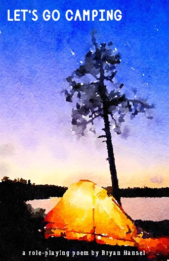 Let's Go Camping game cover